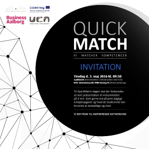 invitation til QM