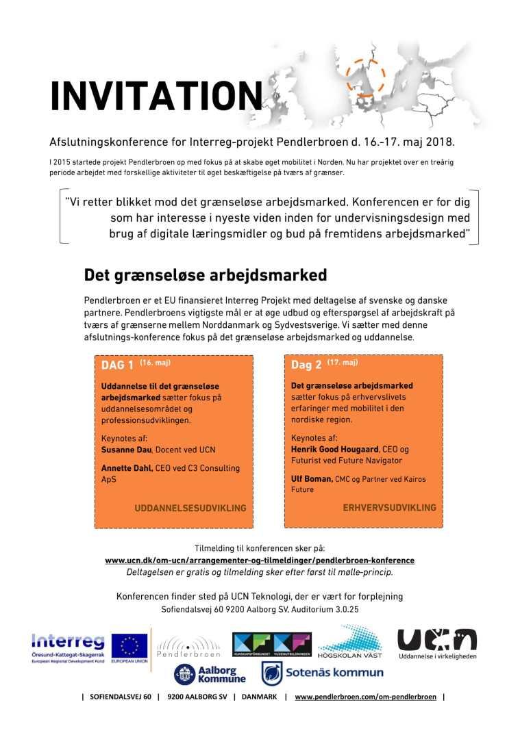 INVITATION - Pendlerbroen Konference-1