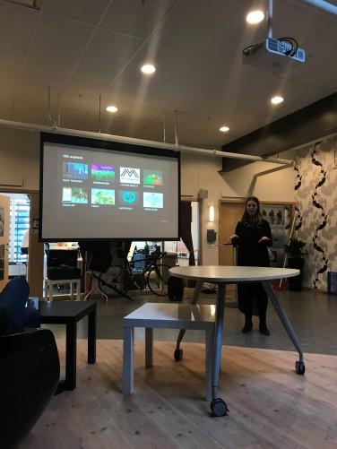 Besøg hos Innovatum
